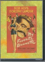 My Favorite Brunette (1947) Front Cover DVD