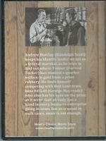 The Nevadan (1950) Back Cover DVD