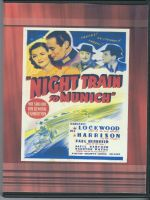 Night Train to Munich (1940) Front Cover DVD