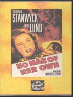 No Man Of Her Own (1950) Front Cover DVD