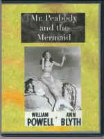 Mr. Peabody and the Mermaid (1948) Front Cover DVD