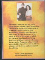 The Phantom (1943) Back Cover DVD