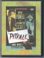 Pitfall (1948) Front Cover DVD