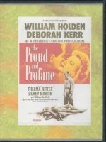 The Proud and Profane (1956) Front Cover DVD