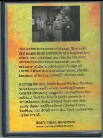 Quicksand (1950) Back Cover DVD