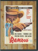 Ramrod (1947) Front Cover DVD