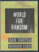 World For Ransom (1954) Front Cover DVD