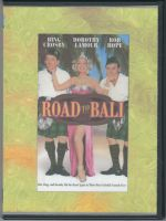 Road To Bali (1952) Front Cover DVD