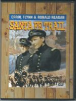 Santa Fe Trail (1940) Front Cover DVD