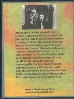 The Scar (1948) Back Cover DVD
