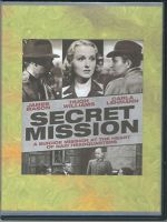 Secret Mission (1942). Front Cover DVD
