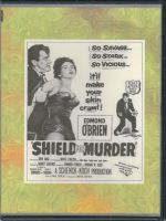 Shield For Murder (1954) DVD On Demand