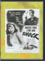 Shock (1946) Front Cover DVD