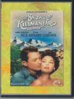 The Snows of Kilimanjaro (1952) Front Cover DVD