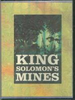 King Solomon's Mines (1937) Front Cover DVD