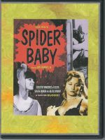 Spider Baby or The Maddest Story Ever Told (1967) DVD On Demand