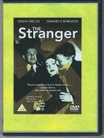 The Stranger (1946) Front Cover DVD