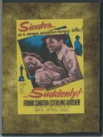 Suddenly (1954) Front Cover DVD