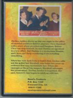 The File on Thelma Jordon (1950)) Back Cover DVD