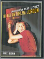 The File on Thelma Jordon (1950) Front Cover DVD