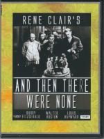 And Then There Were None (1945) Front Cover DVD