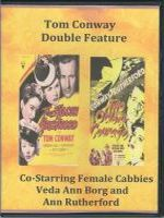 Tom Conway Double Feature (1944 & 1945) DVD On Demand