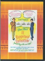 It Happened Tomorrow (1944) Front Cover DVD