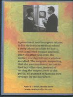 The Upturned Glass (1947) Back Cover DVD