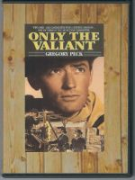 Only The Valiant (1951) Front Cover DVD