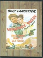Vengeance Valley (1951) Front Cover DVD