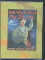 He Walked By Night (1948) DVD On Demand