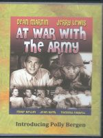 At War With The Army (1950) Front Cover DVD