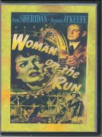 Woman On The Run (1950) Front Cover DVD