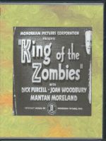 King of the Zombies (1941) Front Cover DVD
